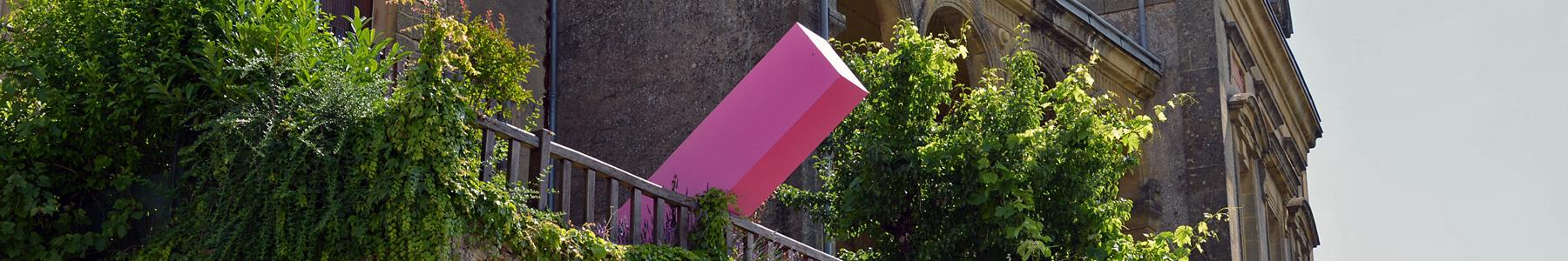 Parcours d'art actuel dans l'espace public